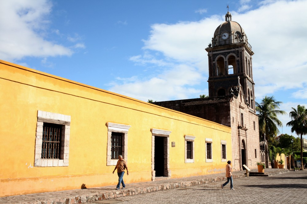 Loreto Mexico - our accidentally stop.