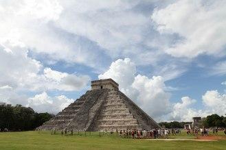 Chichen Itza Mexico. Photo: Alex Washburn