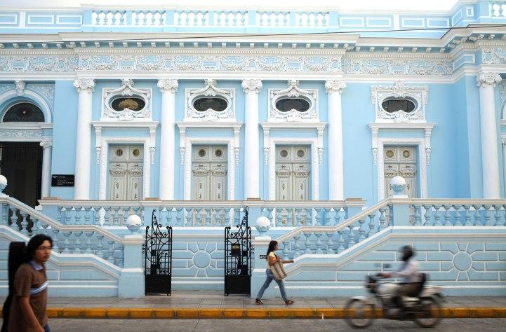 Merida Mexico. Photo: Alex Washburn