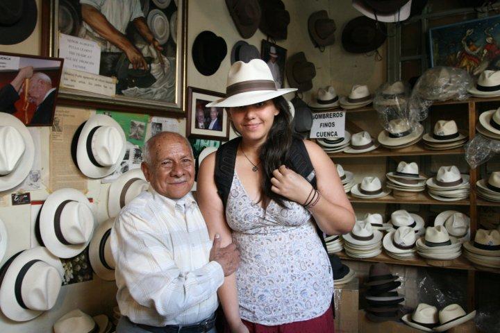 Alberto Pulla and I four years ago. Photo: Loni Rae