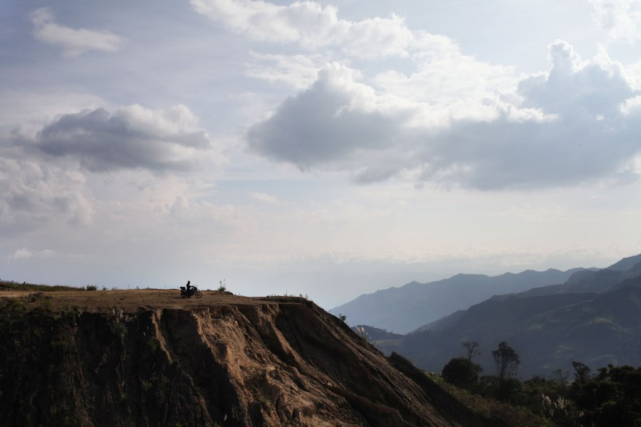 One of our last views of Ecuador. Photo: Alex Washburn