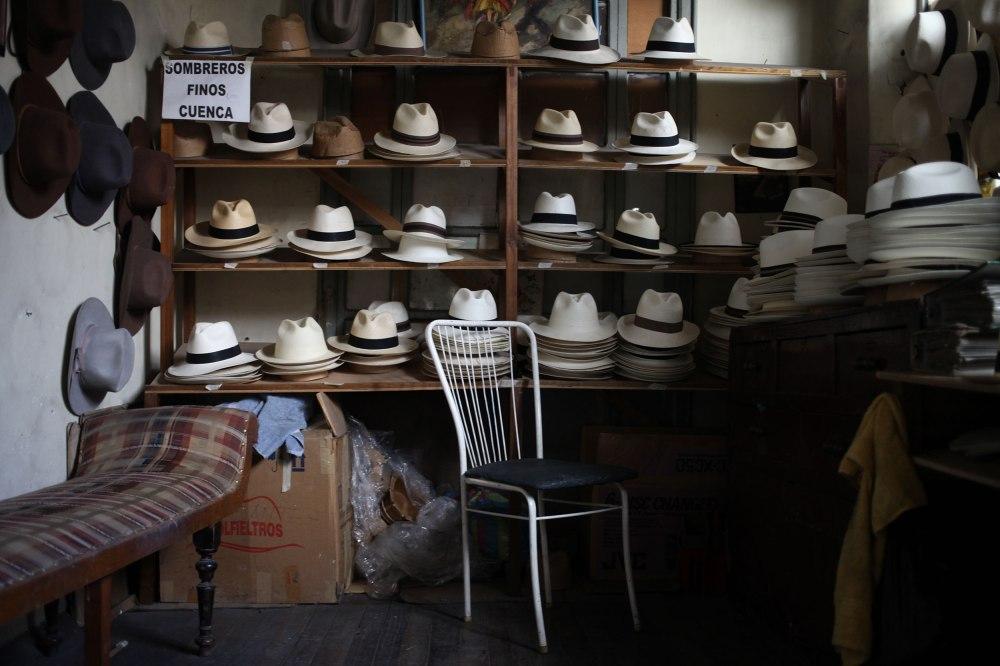 Although Alberto Pulla has passed on, his family continues running Casa Del Sombrero. Photo: Alex Washburn